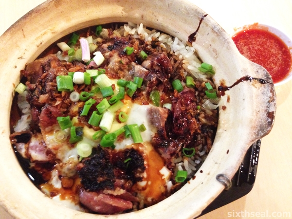 China Town Seng Kee Claypot Chicken Rice