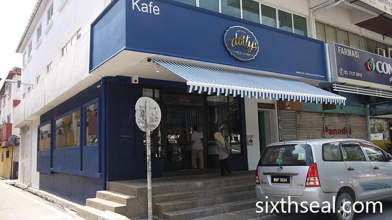 Dottys Cafe