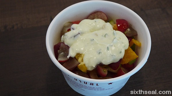 Fruit Yoghurt Cup
