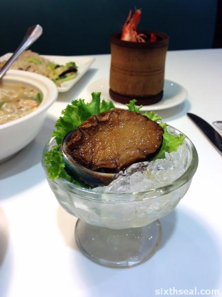 Iced Whole Abalone