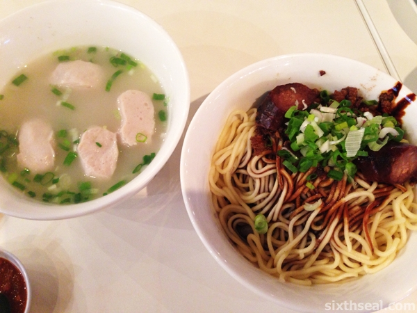 Imbi Road Original Pork Noodle