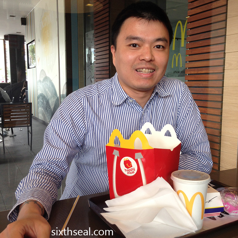McDonalds Me