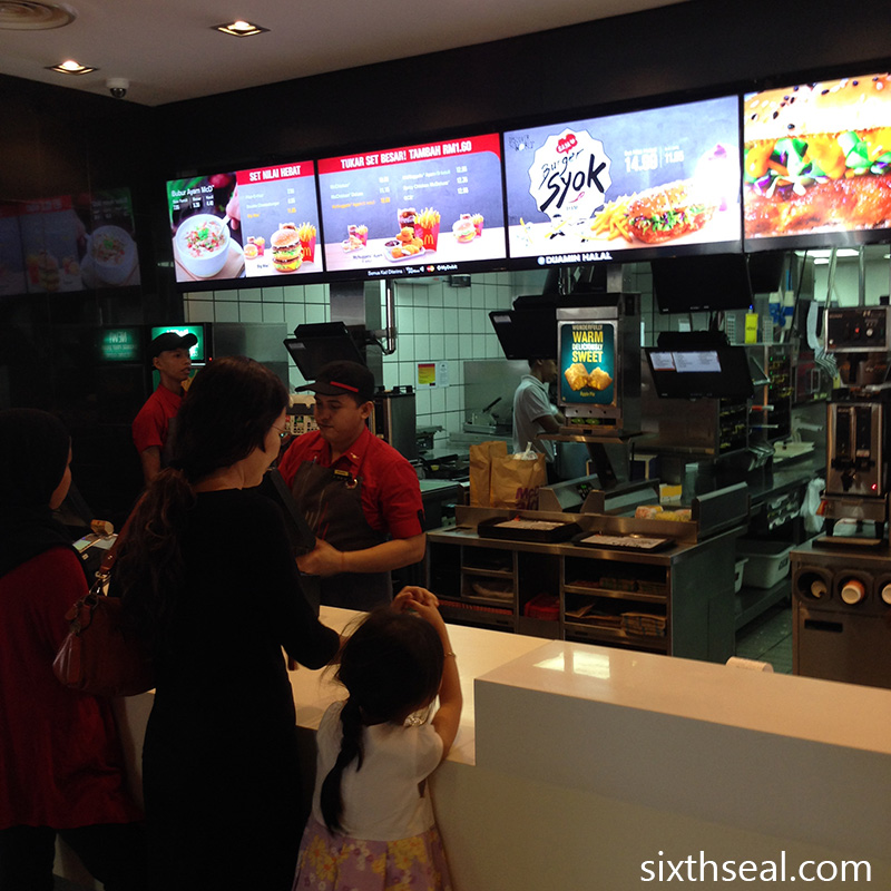 McDonalds Syok