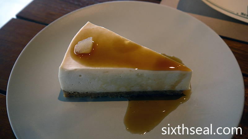 Tafufa Cheesecake