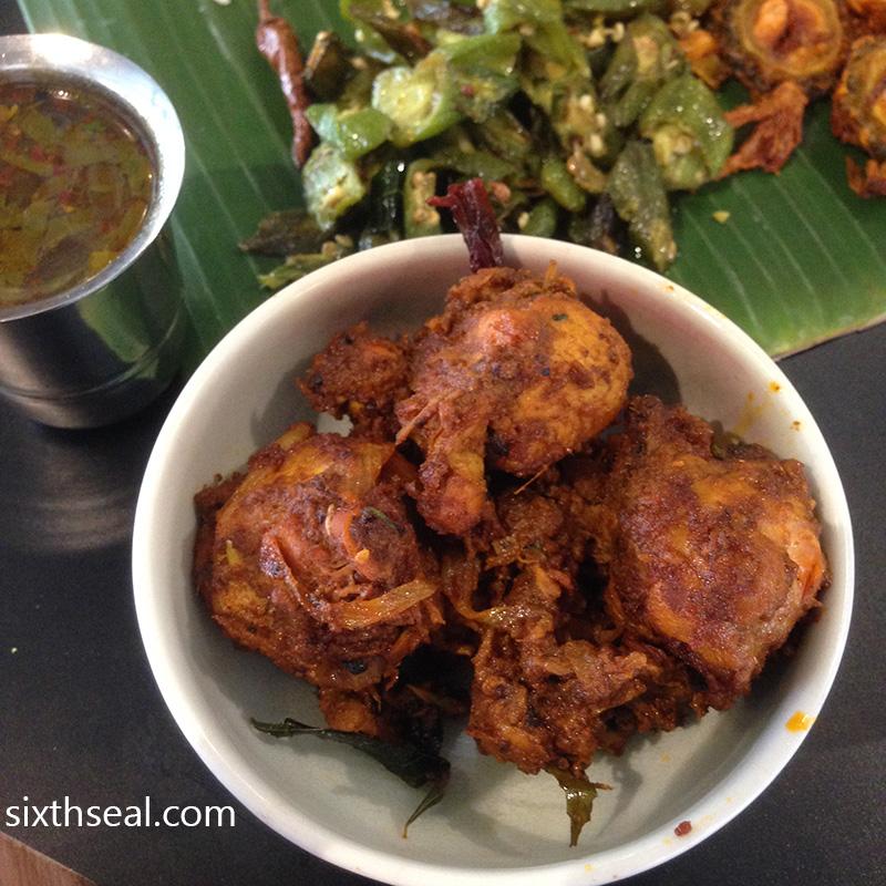 Varuval Chicken