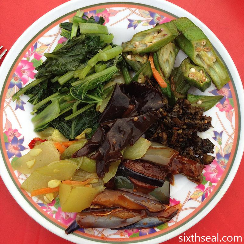 Vegetarian Food Melaka