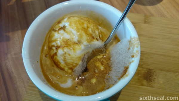 affogato cotton candy