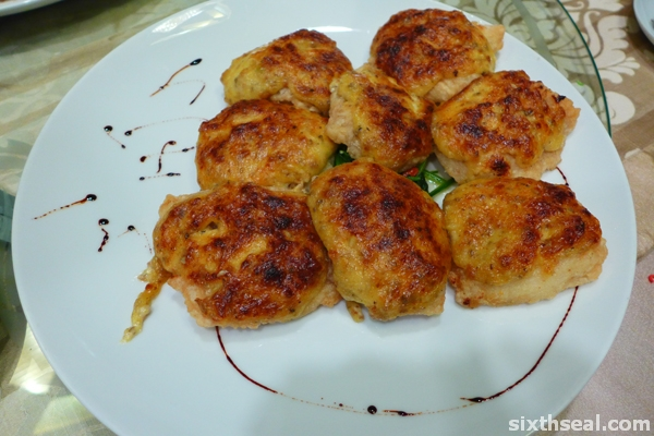 baked cod fish