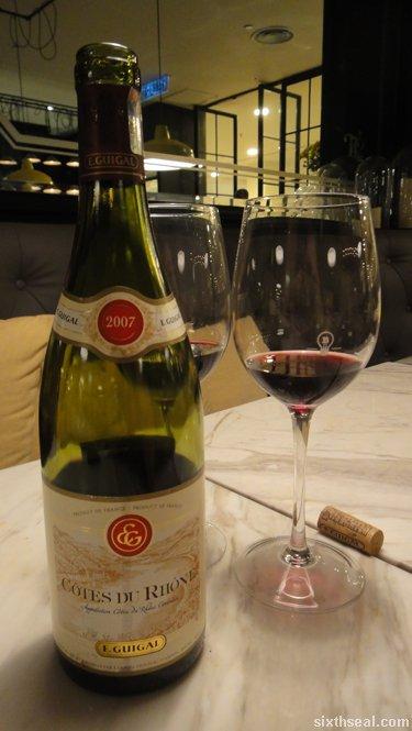 bistro42 wine