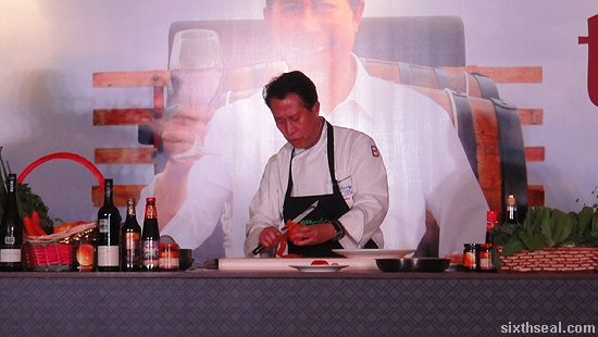 chef martin yan