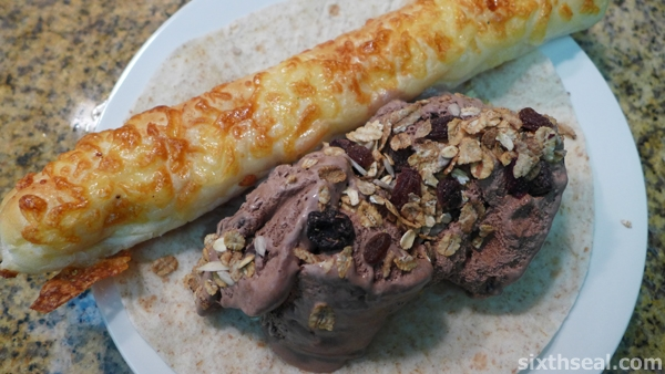 death by choc wrap