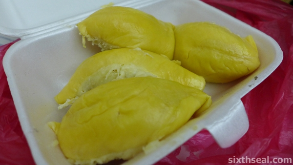 golden swallow durian