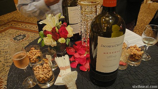 jacobs creek martin yan wine pairing dinner