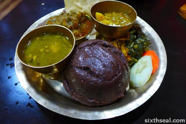 nepal food kl