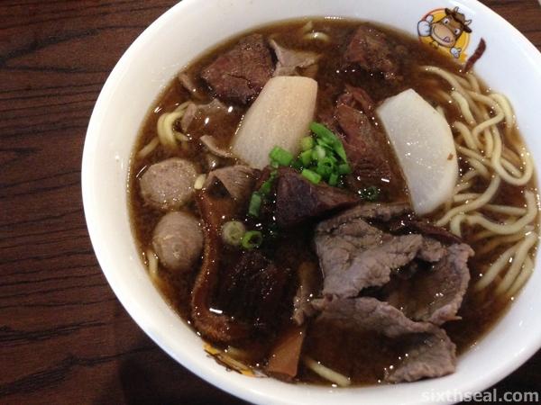 sabah beef noodles