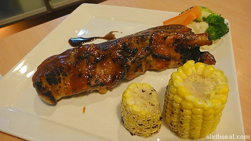 sanbanto Pork BBQ Ribs