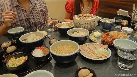 santouka food