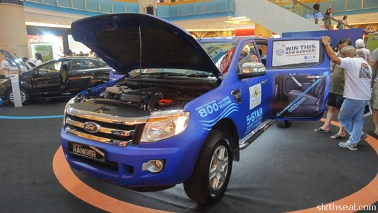 ford ranger prize