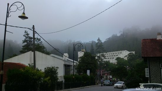frasers fog