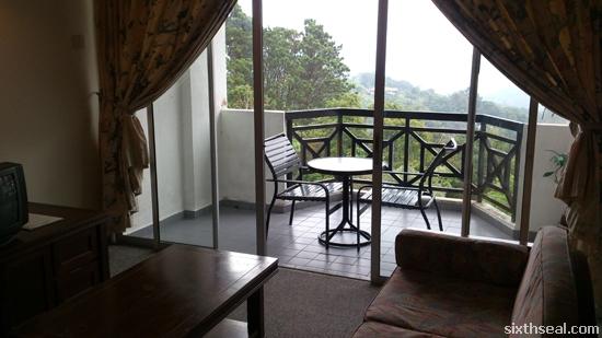 frasers hill balcony