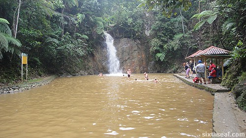 jeriau waterfalls frasers