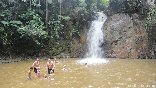jeriau waterfalls