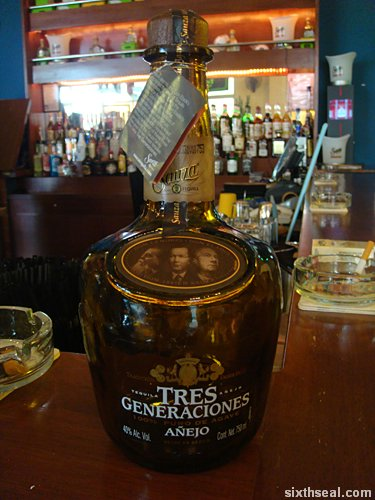 generations tequila