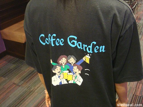 coffee garden end