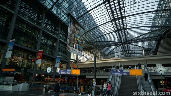 frankfurt paris trip