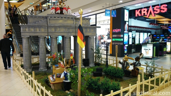 german easter display