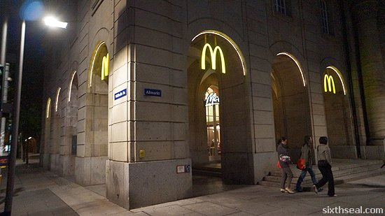 mcdonalds germany