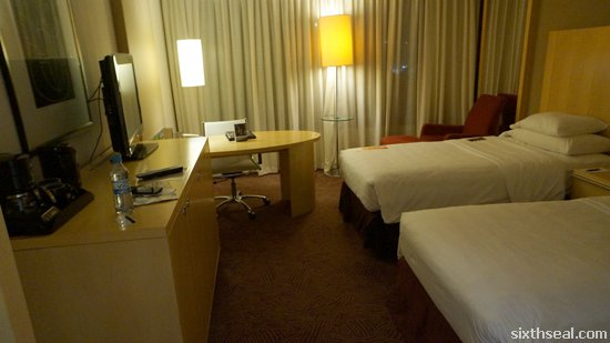 sheraton frankfurt airport