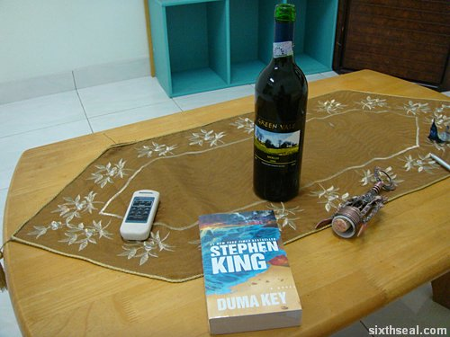 good book wine
