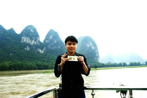 guilin li river 20 yuan