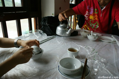 yangshuo tea