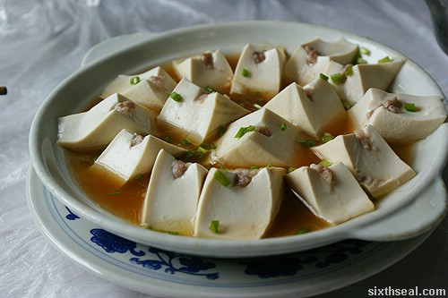 yangshuo tofu