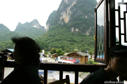 yangshuo view