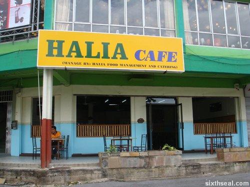 halia cafe