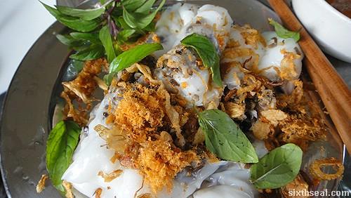 Goi Cuon dish