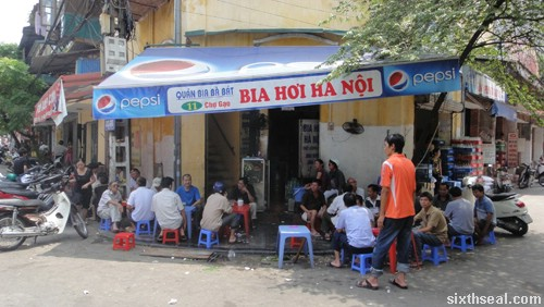 bia hoi ha noi