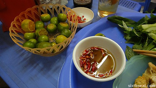 bun dau dipping sauce