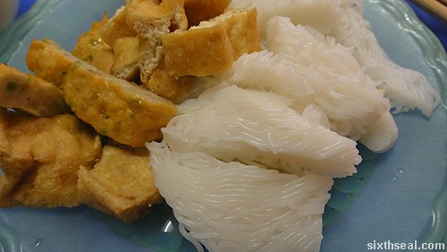 bun dau