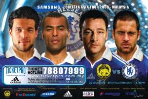 Chelsea Asia Tour 2008