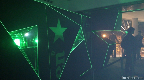 heineken k2 launch