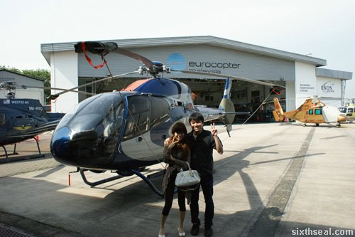 Helicopter Tour Subang