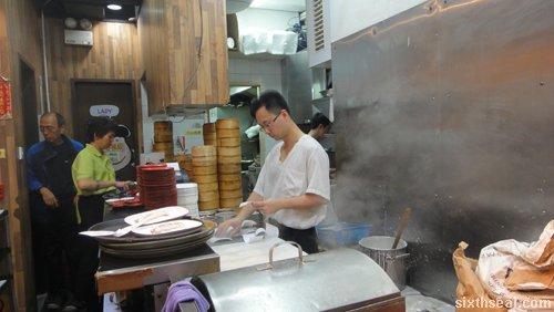 Tim Hou Wan dim sum