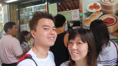 Tim Hou Wan kowloon