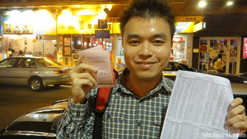 betting in hong kong