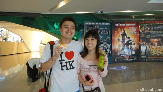 hong kong movie