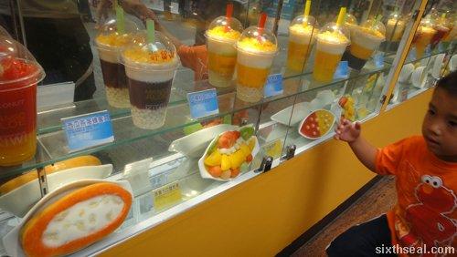hui lau shan menu
